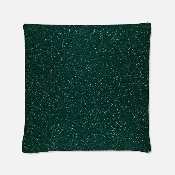 Kissen Pilot grün