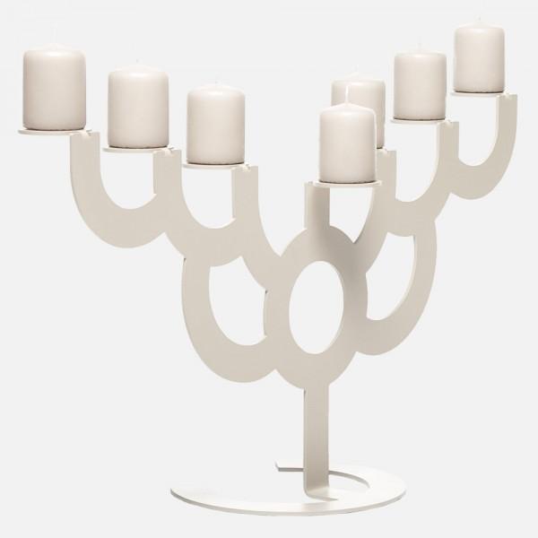 Menorah Bold Kerzenleuchter