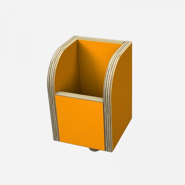 Stiftebox für growing table