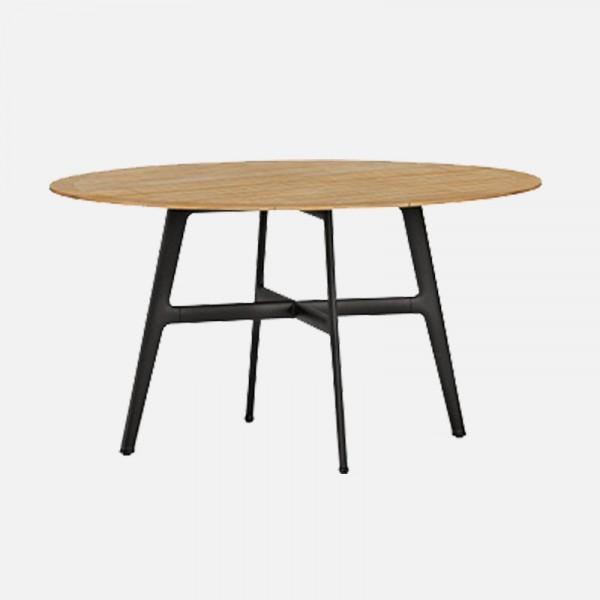 Tisch SeaX rund Teak