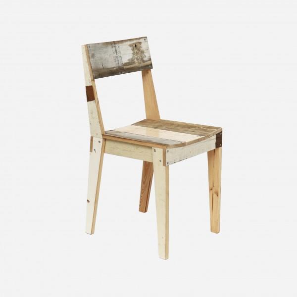 Stuhl Scrapwood