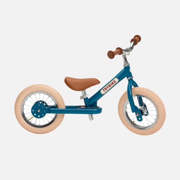 Trybike Laufrad Vintage Blue
