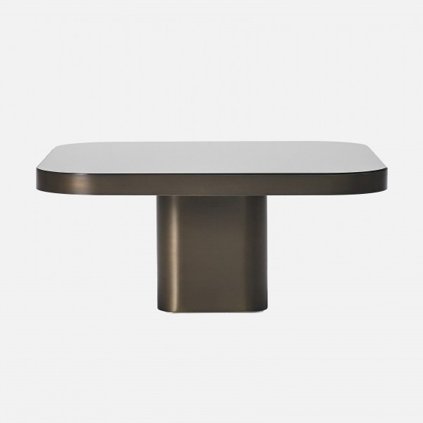 Bow Coffee Table Messing brüniert