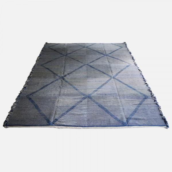 Kelim Blau Natur Teppiche Textilien Clic Shop Ausgesuchtes