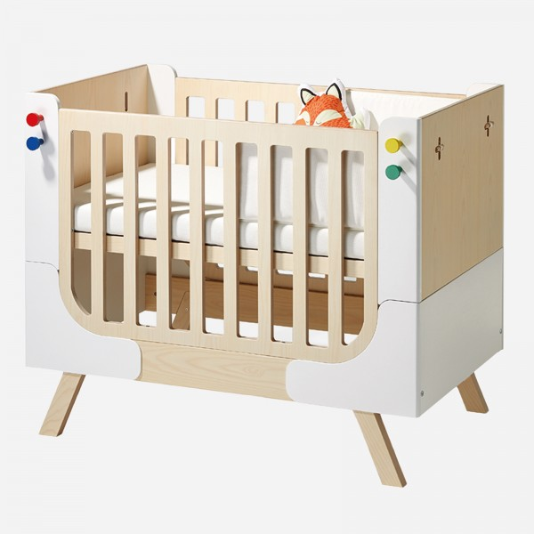 Babybett Famille Garage