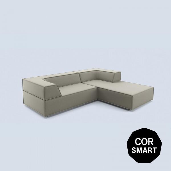 Trio Sofa Kombination