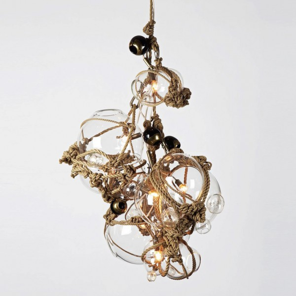 Knotty Bubbles Chandelier