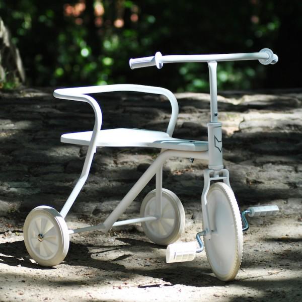 Foxrider Dreirad weiß