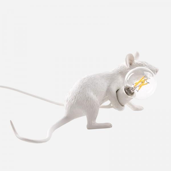 Mouse Lamp Lie Down