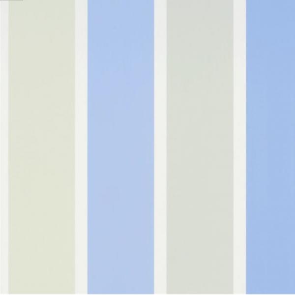 Tapete Fun Fair Stripe Cobalt