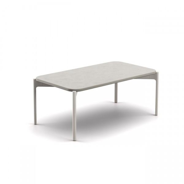 IZON Coffee Table rechteckig Mineralverbund