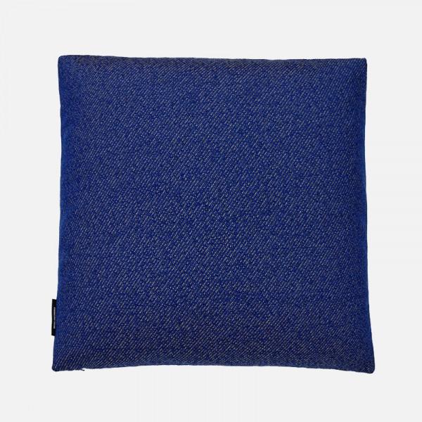 Kissen Masai blau