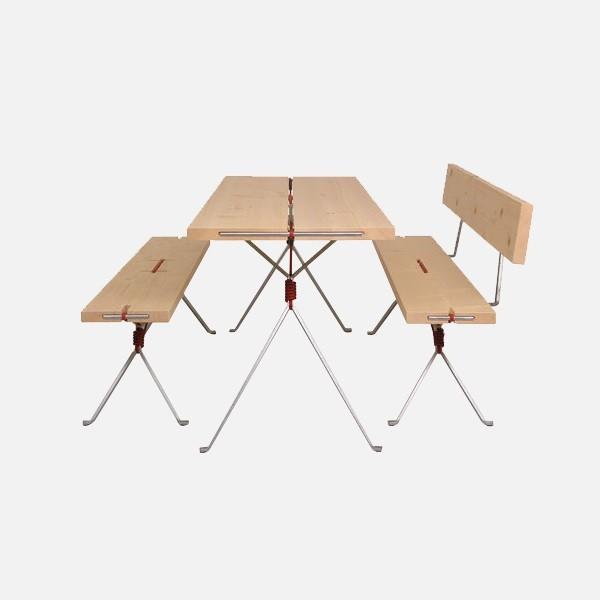 Tisch Kampenwand