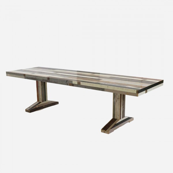 Canteen Table Scrapwood