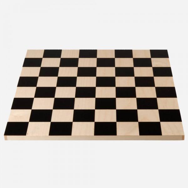 Schachbrett für Baushausspiel