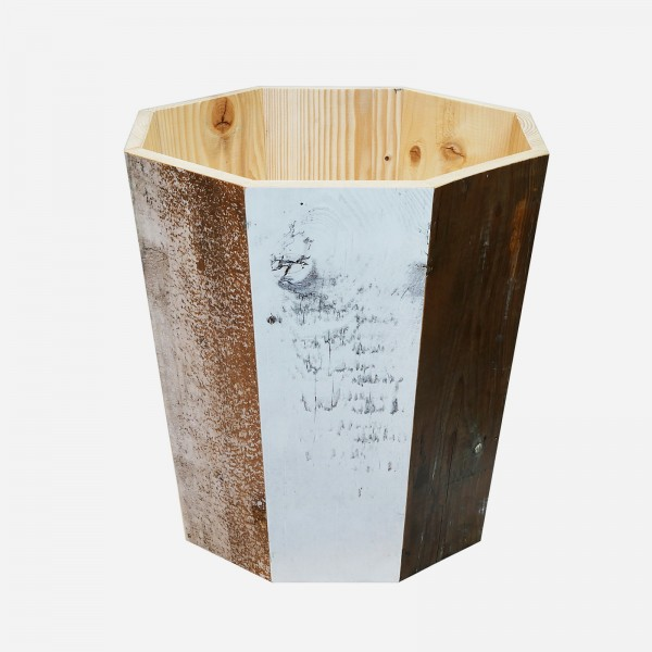 Papierkorb/paper bin - exklusiv für clic! lackiert